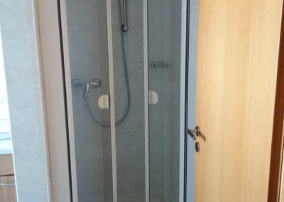 Fewo-Ulmen Dusche
